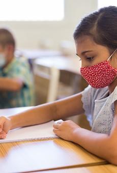 Florida penalizes Orange, Brevard school districts over mask mandates