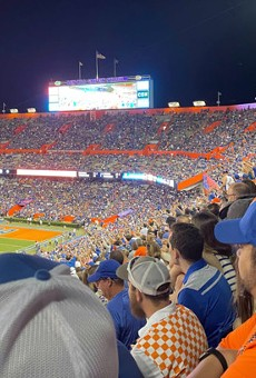 Packed college football stadiums in Florida haven't led to COVID-19 outbreaks
