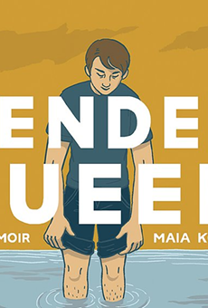 Brevard Public Schools pulled a book about being genderqueer.