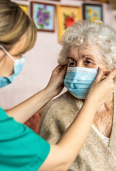 Florida leads nation in nursing home deaths from COVID-19