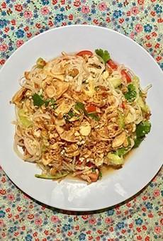 Glass Noodle Salad from Bangrak