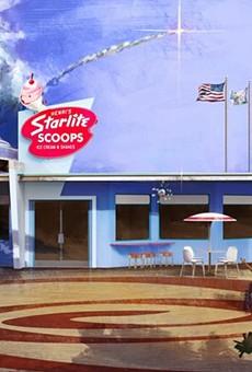 Henri's Starlite Scoops