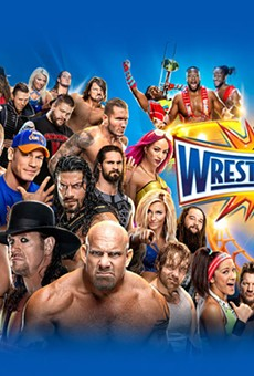 Every event happening during Wrestlemania 33 in Orlando
