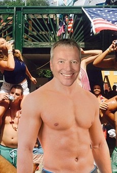Orlando mayor Buddy Dyer shaves entire body in support of UCF Greek life