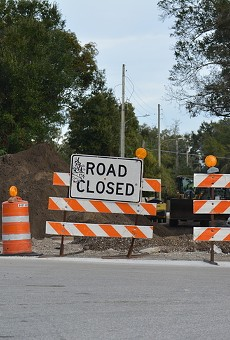 Bumby Avenue will finally open tomorrow