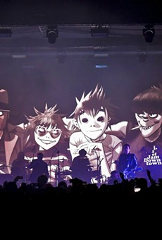 Gorillaz to headline this year's III Points Festival in Miami