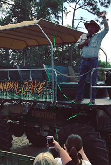 Gatorland announces new 'Stompin' Gator Off-Road Adventure'