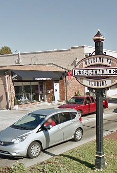 Kissimmee businesses evacuated after possible bomb found near propane tank