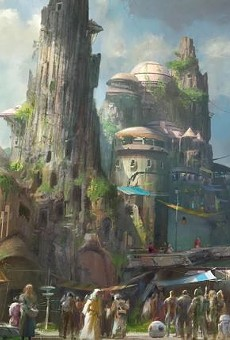 Star Wars land coming to Disney's Hollywood Studios