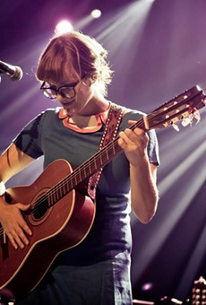 Laura Gibson to open for Clap Your Hands Say Yeah tonight at the Social