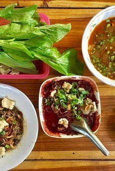 Bangrak Thai Street Kitchen pops up again May 10 at Swine & Sons
