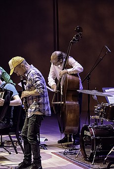 Post-jazz ensemble Claudia Quintet break down genre restrictions at Stardust Video & Coffee