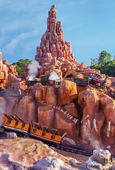 Big Thunder Mountain Railroad could help kidney-stone sufferers