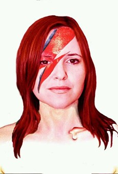 Help fight Katie Ball's brain cancer at a benefit David Bowie dance party at Will's Pub
