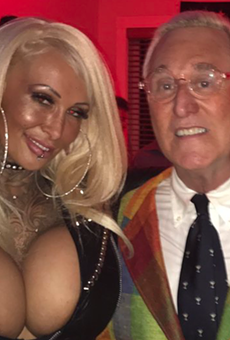Trump advisor Roger Stone will visit Lake Mary this Friday