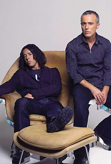 Tears for Fears let it all out with Hall & Oates at the Amway