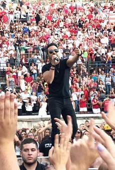 Latin pop artist Luis Fonsi announces Orlando show set for September