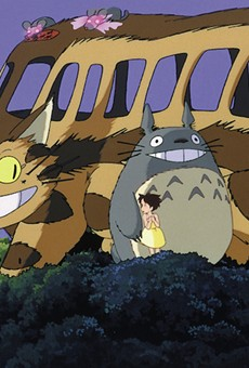 Studio Ghibli film festival kicks off Sunday afternoon