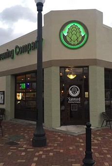 Sanford aims to be Florida's top craft beer destination