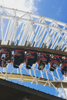 Fun Spot opens a wild wooden coaster, but the ride still has surprises to come