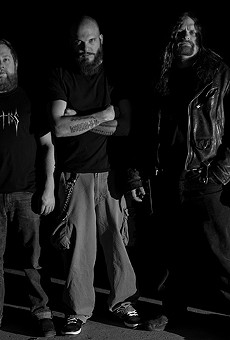 Morbid Saint headbang their way into Will's Pub this weekend