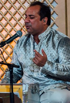Famed Pakistani singer Rahat Fateh Ali Khan to play Orlando next week