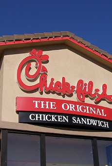 Chick-fil-A is giving out free chicken tomorrow