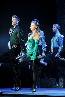 Celebrate 20 years of Riverdance live in Orlando