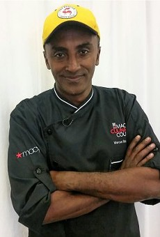16 questions with 'Top Chef Masters' winner Marcus Samuelsson