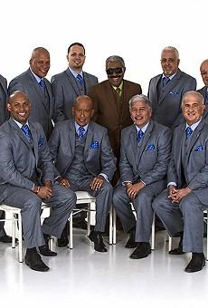 Salsa legends El Gran Combo de Puerto Rico headline Hard Rock Live this weekend