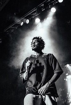J. Cole brings '4 Your Eyez Only' tour to Amway Center
