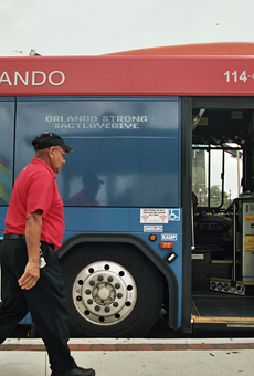 Orlando's first all-electric LYMMO buses launch this Friday