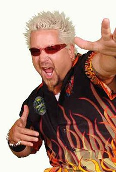 Guy Fieri to open restaurant in the Villages, now to be renamed Flavortown
