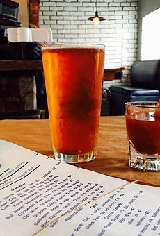 Atlantic Beer & Oyster teams up with Red Cypress Brewery for a four-course dinner tonight