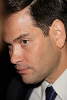 Group demands Marco Rubio stop tweeting his daily Bible verses