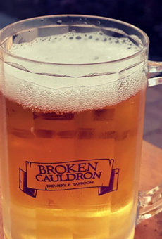 This weekend Broken Cauldron will donate portions of beer sales to Harvey relief efforts