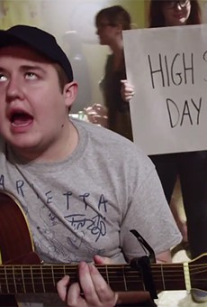 Brendan Lukens of Modern Baseball to play solo set in Orlando on Monday