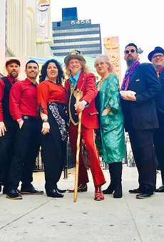 Squirrel Nut Zippers bring their Christmas Caravan to Orlando this December