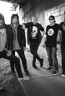 Cheetah Chrome's Dead Boys are 40 years young and 40 years dead