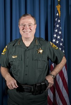 Polk County Sheriff says he'll arrest anyone with a warrant who tries to go to shelters