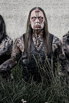 Black metal band Belphegor are coming to Orlando in November