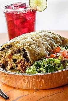 Cafe Rio will open their first Florida location in Winter Park next week
