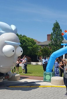 The 'Rick and Morty' Rickmobile is coming to Orlando next week
