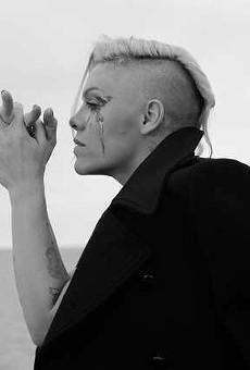 Pink will bring her 'Beautiful Trauma' tour to Orlando next year