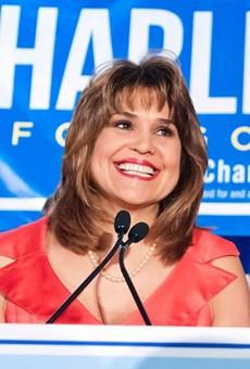 Annette  Taddeo sworn into Florida Senate after 'long journey'