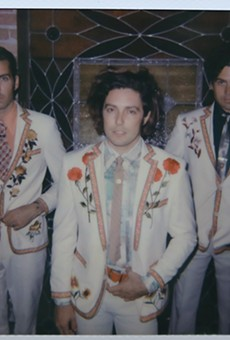 California 'beach goths' the Growlers play the Plaza Live
