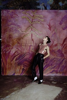 Perfume Genius stands up for happiness on No Shape