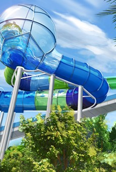 SeaWorld announces new Ray Rush water slide coming to Aquatica