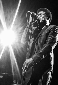 Jessica Pawli and DJ Cub pay tribute to Charles Bradley at a special 'Dappy Hour' at Lil Indies