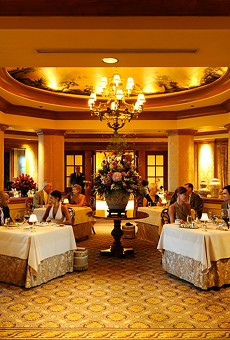 Victoria & Albert's named No. 2 restaurant in the country by TripAdvisor